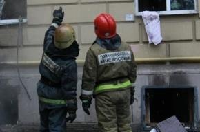 В Ленинградской области в пожаре погиб ребенок