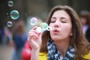 Смольный запретил фестиваль мыльных пузырей в Петербурге
