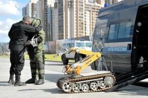 В Петербурге детей эвакуировали из школы из-за записки о бомбе