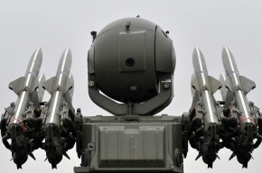 Российские войска подняли для отражения нападения из космоса