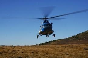 Спасатели нашли тела пассажиров вертолета, разбившегося в Иркутской области