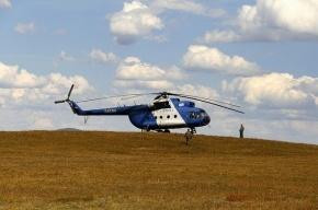 В Иркутской области пропал вертолет с 10 пассажирами и двумя тоннами взрывчатки