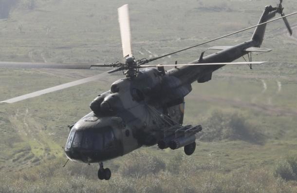 Следователи назвали три версии крушения вертолета Ми-8