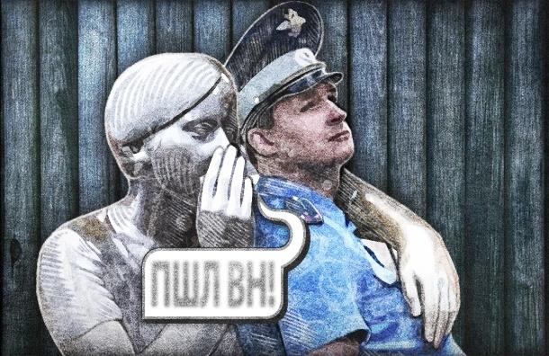 В Петербурге гражданские активисты сильнее полицейских начальников
