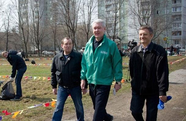 График встреч руководителей города с москвичами в мае