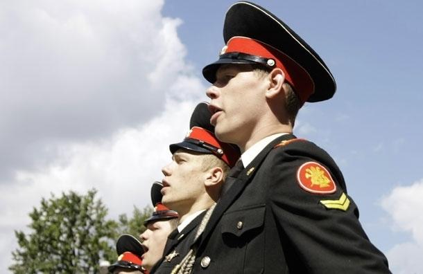 Суворовцы и нахимовцы будут маршировать в Параде Победы впервые за три года