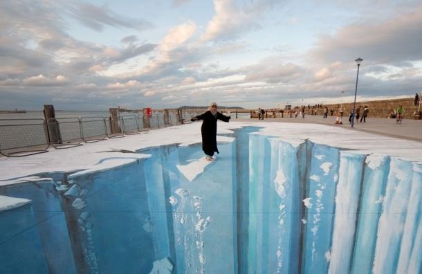 В подмосковный Красногорск на фестиваль стрит-арта приедет звезда 3D граффити Эдгар Мюллер