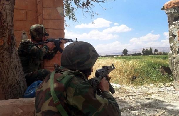 Среди убитых в Сирии боевиков 16 россиян