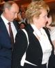 Путины на балете: Фоторепортаж