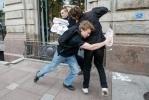 Фоторепортаж: «Драка на Невском проспекте 10 июня 2013 года»