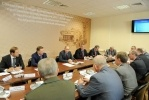 Путин на оборонном предприятии Петербург 19 июня 2013: Фоторепортаж