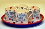 Фоторепортаж: «Великобритания готовится к рождению следующего наследника короны: все для royal-baby»