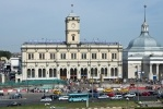 Ленинградский вокзал: Фоторепортаж