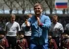 Финал Кубка России по футболу между ЦСКА и Анжи: Фоторепортаж