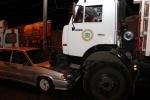 Фоторепортаж: «ДТП в Саратове на Танкистов »