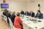 Полтавченко и компания Балтика, подписание соглашения 21 июня 2013: Фоторепортаж