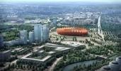 Макеты стадионов к ЧМ-2018: Фоторепортаж