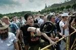 ЛГБТ-митинг на Марсовом поле 29 июня 2013 года: Фоторепортаж