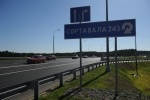 Трасса Петербург - Сортавала: Фоторепортаж