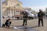 Фоторепортаж: «Пожар в метро Москвы 5 июня 2013 года»