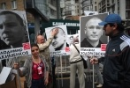 Фоторепортаж: «Марш против палачей»