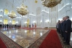 Путин, встреча с офицерами, назначенными на высшие командные должности, 7 июня 2013: Фоторепортаж