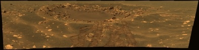 Фоторепортаж: «Снимки марсохода Opportunity»