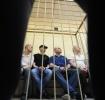 Суд над похитителями сына Касперского: Фоторепортаж