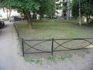 Газонные ограждения в Пороховых: Фоторепортаж