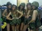 Девушки-новобранцы израильской армии - фото: Фоторепортаж