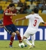 Фоторепортаж: «Испания - Таити на Кубке конфедераций 2013 года»