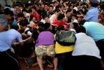 Бекхэм в Китае, давка 20 июня 2013: Фоторепортаж