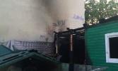 Фоторепортаж: «Сгоревший пункт приема вторсырья»