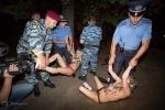 Femen, акция против Лукашенко в Киеве 18 июня 2013: Фоторепортаж
