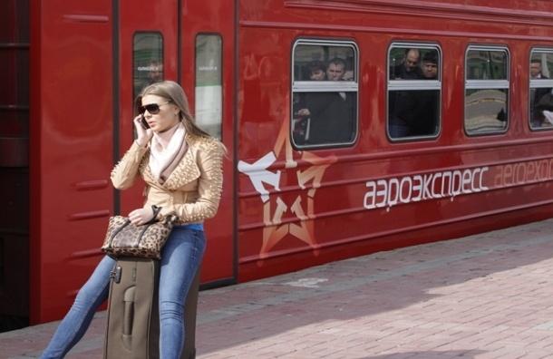 Обрыв контактной сети вызвал задержку аэроэкспрессов до Домодедово