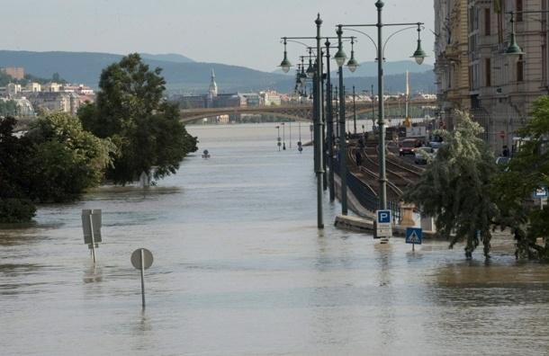 В Хорватии объявлен чрезвычайный режим защиты от наводнения
