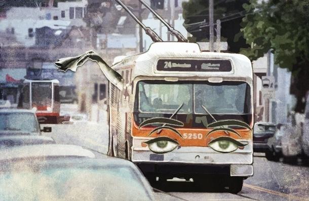 Петербург отказывается от троллейбусов, хотя они выгоднее автобусов