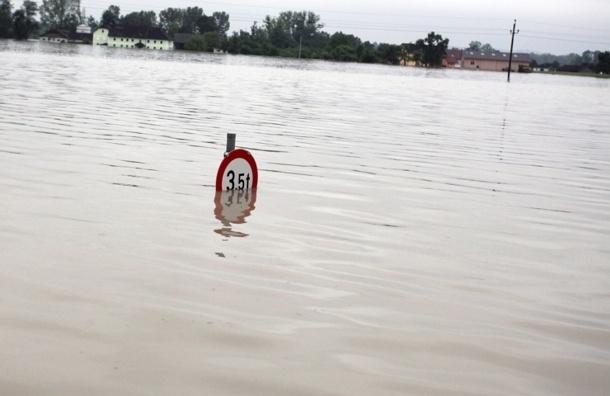Вена пережила пик наводнения, теперь опасается дождей