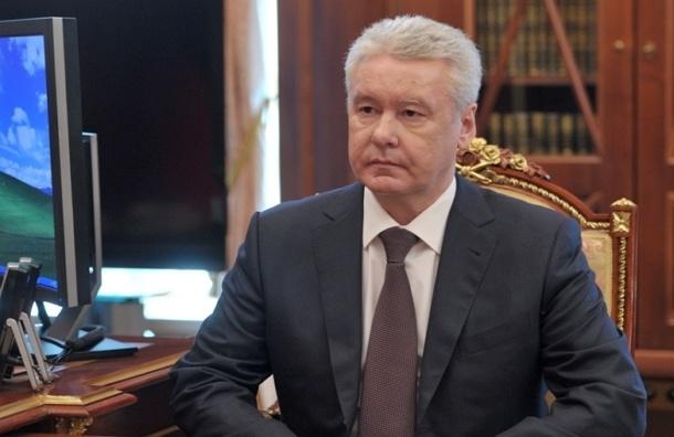 Перед отставкой Собянин назначил глав управ 10 районов столицы - СПИСОК