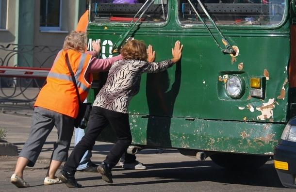 Пять троллейбусных маршрутов перекрыты из-за ДТП на юге Москвы