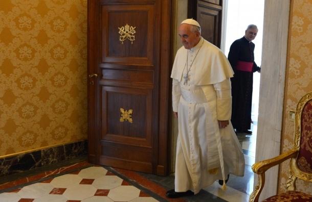 В Ватикане присутствует гей-лобби - Папа римский Франциск - ВИДЕО