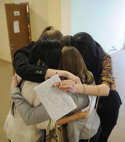 Экзамены (ГИА и ЕГЭ) в России: Фото
