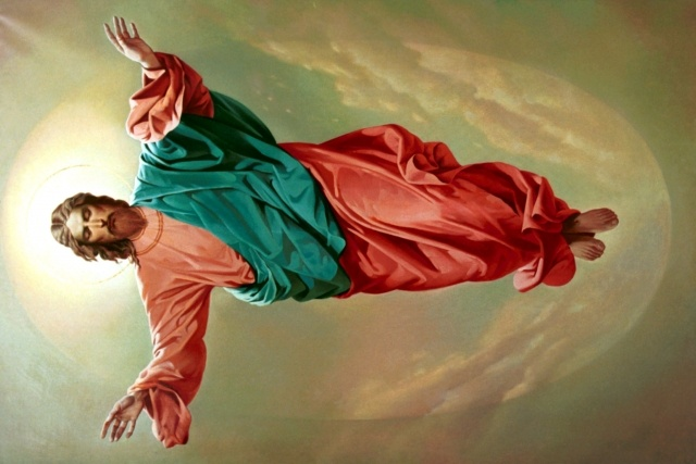 Вознесение Господне: картинки: Фото