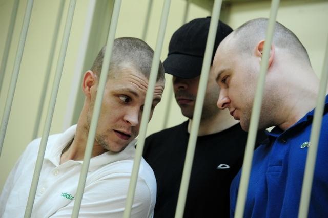 Суд над похитителями сына Касперского: Фото