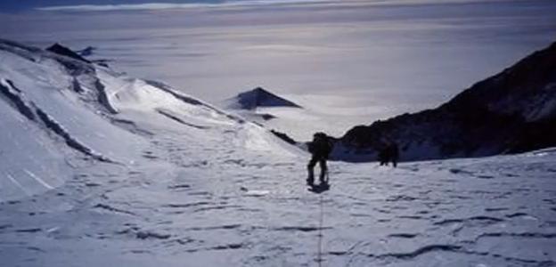Пирамиды на Антарктиде: Фото