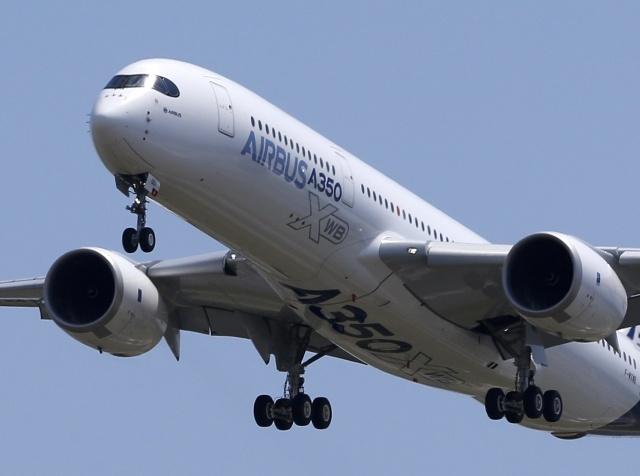Airbus A350 XWB : Фото