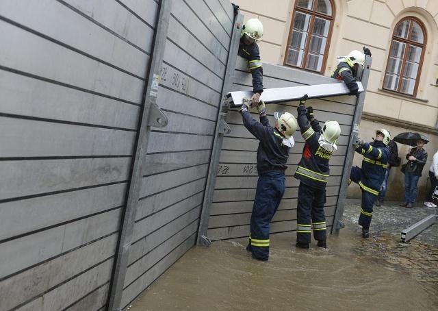 Наводнение в Чехии, 2013 год: Фото