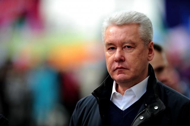 Сергей Собянин: Фото