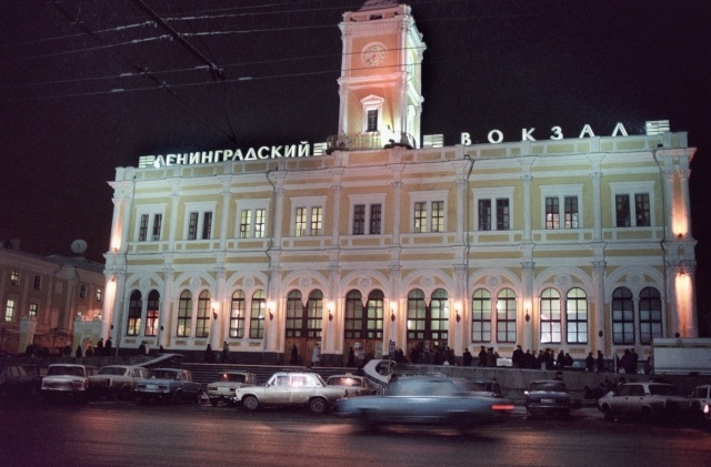 Ленинградский вокзал: Фото