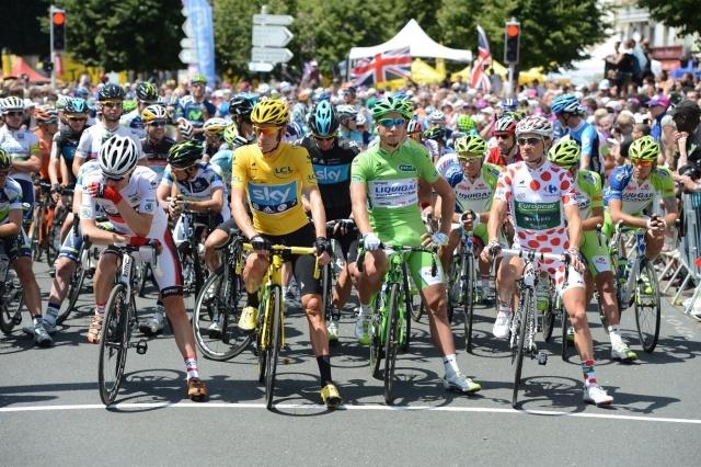 Тур де Франс в 2012 году: Фото